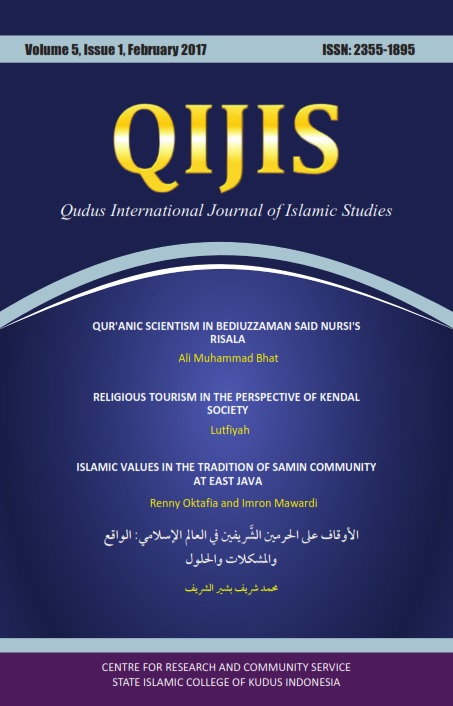QIJIS : Qudus International of Islamic Studies