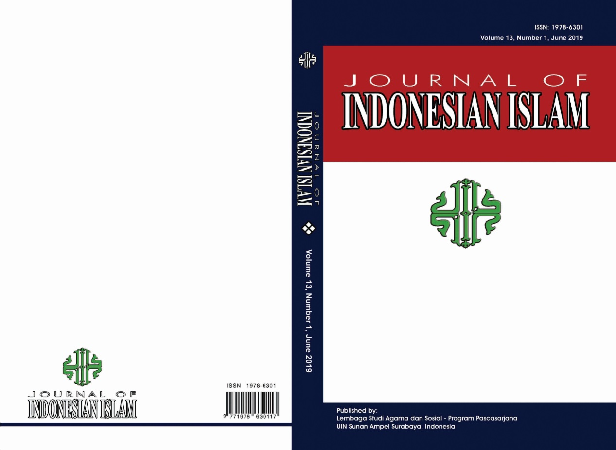 Journal of Indonesian Islam